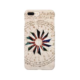 ヴォイニッチ手稿 Smartphone cases