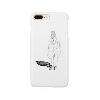 ニセモノ Smartphone cases