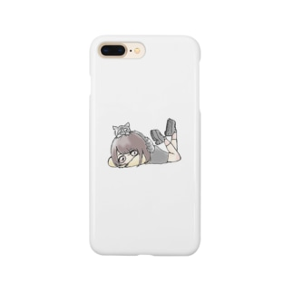 すいかちゃんグッズ Smartphone cases