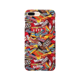 candy bars Smartphone cases