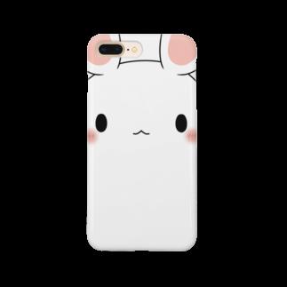 くろうさぎ・のうさぎ🐇 Smartphone cases
