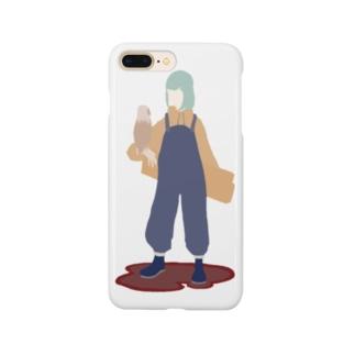 煮豆 Smartphone cases