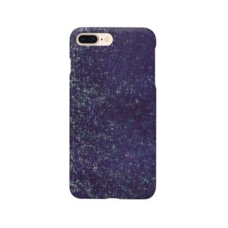 雪が降ってきたと伝えたい夜 Smartphone Case