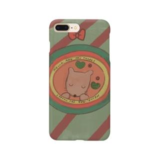 もしもしわんちゃん Smartphone cases