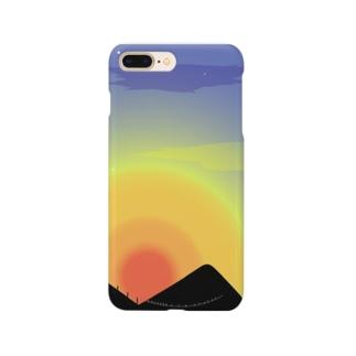 Yuuyake Smartphone cases