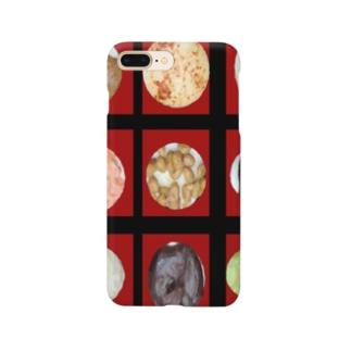 宮城の餅色々 Smartphone cases