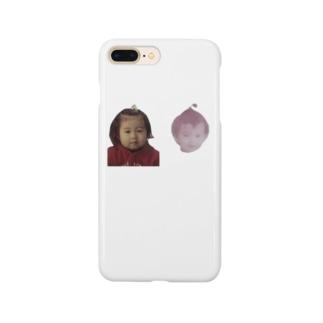 透過したらボディが消えた幼きレズ  Smartphone cases