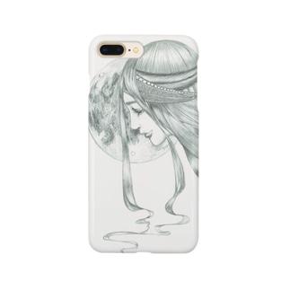 人喰い美女 Smartphone cases