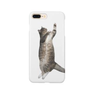 パピコ(盆踊りのすがた) Smartphone cases
