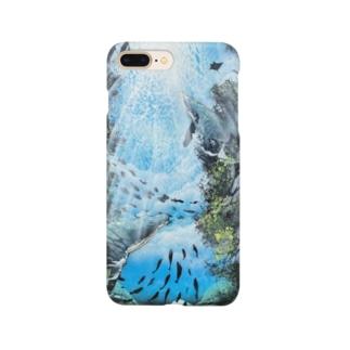 空と海 Smartphone cases