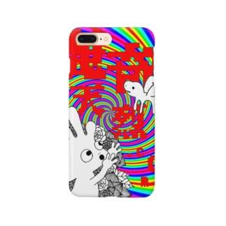 色色麗奇天烈色色 Smartphone cases