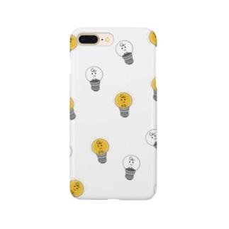 でんきゅうさん Smartphone cases