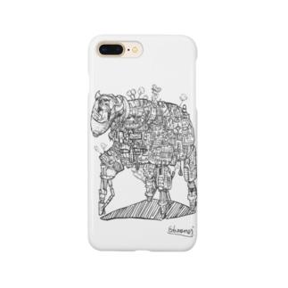 丑年 Smartphone cases