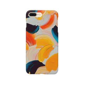 Yoshiki houseのスクリュードライバー Smartphone cases