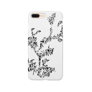 鹿 (八木みなみ) Smartphone cases
