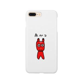 赤べこ Smartphone cases