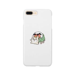 獅子舞プロちゃん Smartphone cases