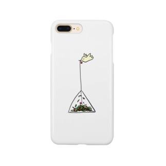 テトラポットバード Smartphone cases