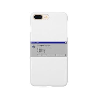 Windows エラーメッセージ Smartphone cases
