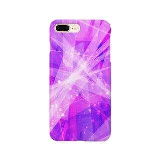 アメジスト風 iphoneケース Smartphone cases