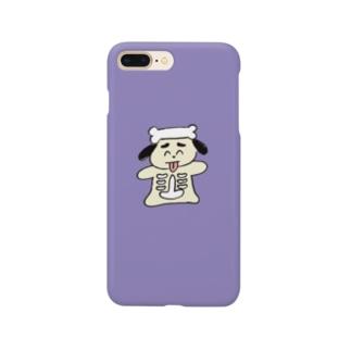 骨犬 Smartphone cases