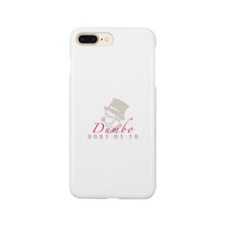 さくらサーカスピエロ🤡ダンボ誕生日限定グッズ販売 Smartphone cases