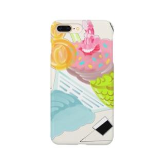 ウサギマヤ運河sweets Smartphone cases
