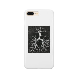 ひしめく気管支 Smartphone cases
