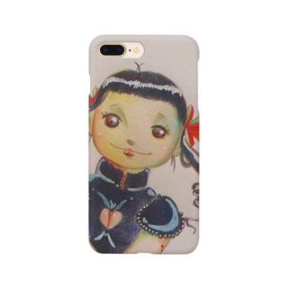 yonshirouの恋する乙女万代 Smartphone cases