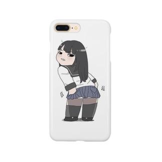 ちょい見えれいかちゃん Smartphone cases