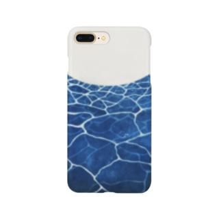 海・水面 Smartphone cases