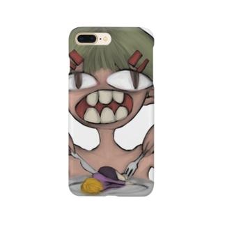 カニバリズムびっぐてぃーすさん Smartphone cases
