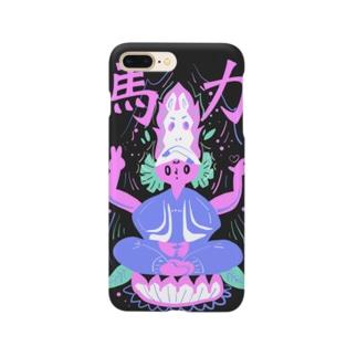 馬力パワーチャージシリーズ Smartphone cases