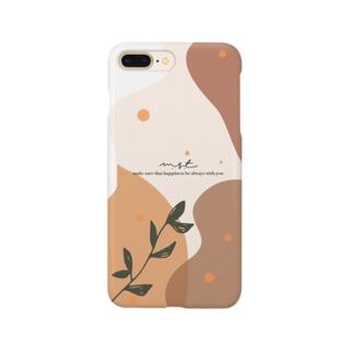 ボーホーナチュラルスタイル Smartphone cases