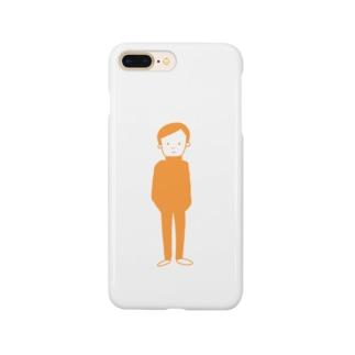 おとこ_1 Smartphone cases