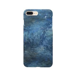 青い記憶 Smartphone cases