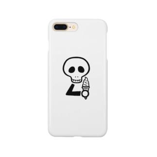 スカルンバ( ソフトクリーム) Smartphone Case