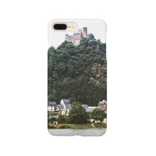 ドイツ:シェーンブルク城 Germany: Schönburg am Rhein Smartphone cases