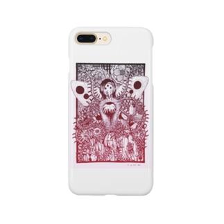 おしゃ霊合星人 Smartphone cases