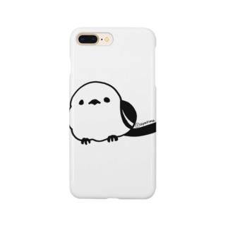 シマエナガ Smartphone cases