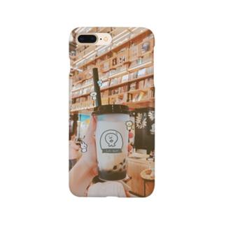 ざらしカフェ C Smartphone cases