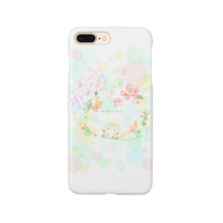colorfulましまろう Smartphone cases