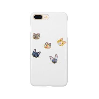 ねこ!ねこ!ねこ! Smartphone Case
