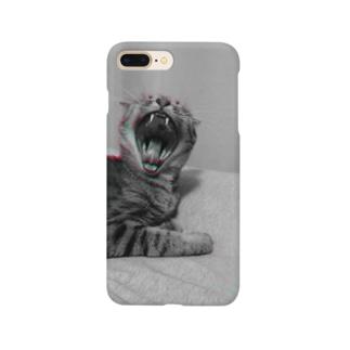 ねこ6 Smartphone cases