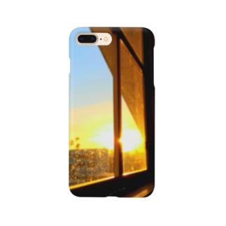 窓の向こう Smartphone Case