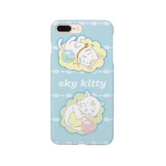 ソラネコちゃん Smartphone cases