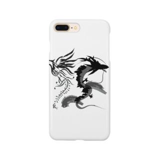 鳳凰&龍 Smartphone cases