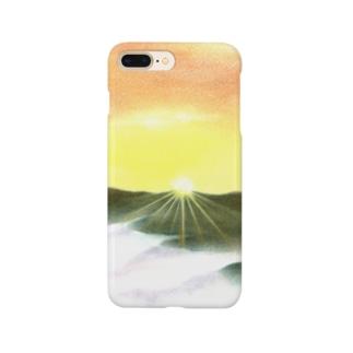 曙光 Smartphone cases