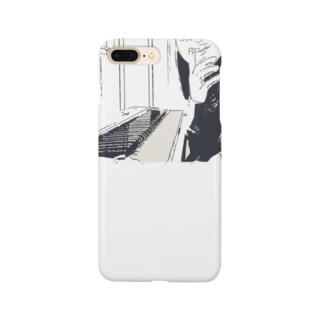 笑う森山 Smartphone cases