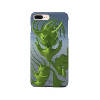 ふしぎくん Smartphone cases